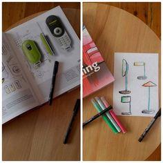 Nowa ksiazka o sketching-u nowe inspiracje. #tmproject #inspiration #frostyle #concept #sketches #tomaszmroz #rysunek #sketching #szkic #poland #passion