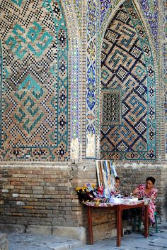 X. Uzbekistan  Student Universe Offers a 12 day tour of Uzbekistan that looks I.N.CRED.IB.LE.. check it out here, there's a special discount if you leave on June 21st! http://www.studentuniverse.com/tour/uzbekistan-discovered-auuk