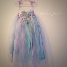 Mermaid costume mermaid Garden princess costume by EverTheDream