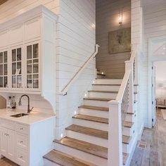2nd Stairway off the kitchen