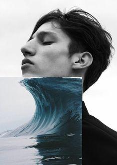 Todos tenemos un mar dentro de nosotros. No podemos estar vacíos, pero si podemos dejar salir agua para llenarnos con nueva.