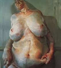 jenny saville - An example of expression of Obesity-not targeting issues I want to face