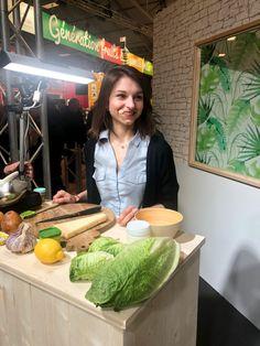 Le Salon de l'Agriculture on en fait toute une salade - Les Pépites de Noisette Laura Lee, Chicken Stir Fry, Ceasar Salad