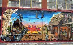 New York #graffiti