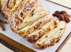 Cinnamon Apple Pecan Bread