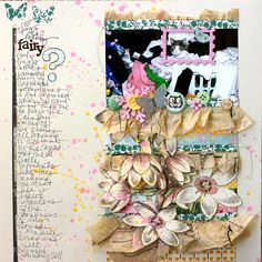 scrapbooked ideas forest - Google Search