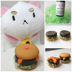 Bee & PuppyCat Burger Cookies! http://www.nerdist.com/2014/11/celebrate-the-return-of-bee-puppycat-with-these-cute-little-burger-cookies/