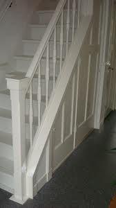 Jaren 30 stijl met trapkast