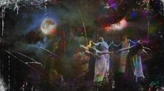 Invocation by SheWhoIsArt on Etsy