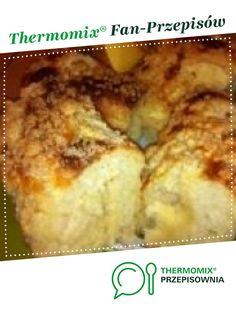 Buchta z kruszonką jest to przepis stworzony przez użytkownika elaelabet. Ten przepis na Thermomix<sup>®</sup> znajdziesz w kategorii Słodkie wypieki na www.przepisownia.pl, społeczności Thermomix<sup>®</sup>. Banana Bread, Cauliflower, French Toast, Vegetables, Breakfast, Desserts, Food, Thermomix, Morning Coffee