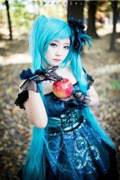 #cosplay Vocaloid