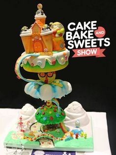Australian Cake Decorating Championships is the worlds richest cake competition showcasing cake and sugarcraft masterpieces from Australia's leading artists Cake Competition, Rich Cake, Occasion Cakes, No Bake Cake, Cake Decorating, Special Occasion, Sweets, Baking, Inspiration