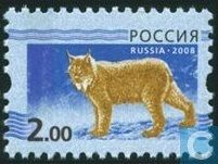 Postage Stamps - Russian Federation - Animals