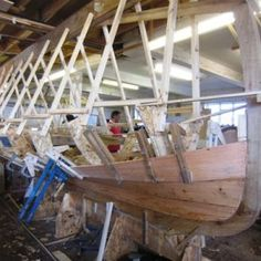 22' Nordlands boat – Neil Forrest - Boat Building Academy Buy A Gift Voucher, Boat Building, Southampton, Solid Oak, Plank, Sailing, Canisters, Candle, Planks
