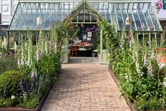 Alitex glasshouse inspiration at RHS Chelsea Flower Show