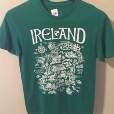 Fifth Sun NWT Ireland Shirt Men's Small - Mercari: Anyone can buy & sell