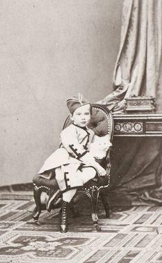 Crownprince Rudolf of Austria.