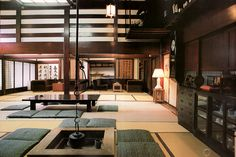 pictures of japanese traditional furniture | Traditional Japanese Tatami Room