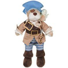 Urso Baby Pirata :: Theodora Home