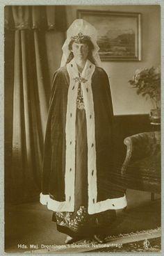 Queen Alexandrine of Denmark