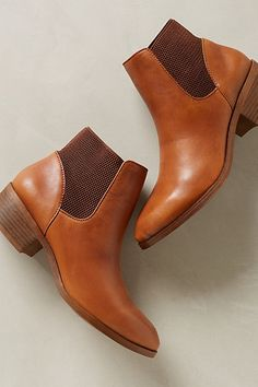 The perfect booties! Anthropologie