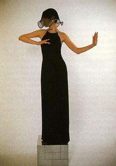 peggy moffitt  1960s  fashion