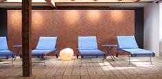 Hotels in Zurich – Lady's First Design Hotel. Hg2Zurich.com.