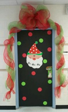 Our classroom door