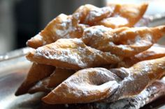 Fattigman  (The Best Cookie on the Planet!  It's Fried and Sugared! This Norwegian Cookie is KILLER DELICIOUS!)