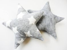 Star pillow star shaped pillow nursery star cushion