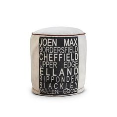 Home Glamour Joen Max Pouffe Cream - Add oodles of style to your home with an exciting range of designer furniture, furnishings, decor items and kitchenware. We promise to deliver best quality products at best prices.