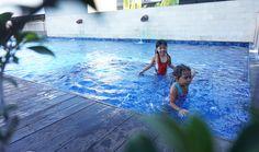 Happiness is seeing children happy! . . . #J4Hotels #LegianHotel #HotelLegianBali #RoofTopPool #HappyHour #LifestyleHotel #Lifestyle #HotelBali #Holiday #InstaTravel #Vacation #LegianBali #Wanderlust #Destination #LegianStreet #RoofTopSwimmingPool #Bali #NightClub #HappyHour #Traveler #Backpacker #Party #Children #Kids