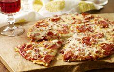 Meat lovers Kraft pizza