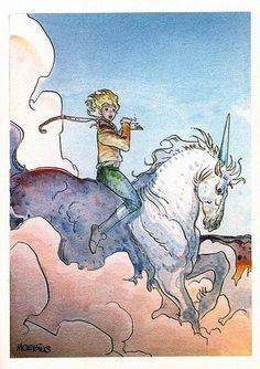 Moebius - Unicorn (1993)
