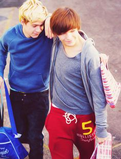 nialll and Louis. The old days