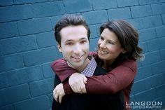 Katie & Brett | Philadelphia Engagement Shoot