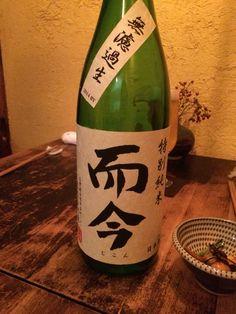 而今 特別純米 精米歩合 60% 三重県 木田正酒造