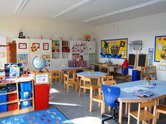 St George's International School, Luxembourg: Hamilius Building
