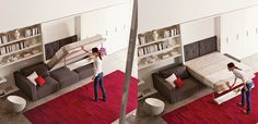 The Murphy bed gets a makeover - Macleans.ca