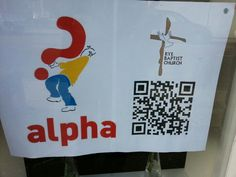 Rye Baptist Church getting down with Jesus and QR codes. Landed here http://pinterest.com/pin/15692298672914173/