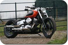 XVS650 dragstar Bobber