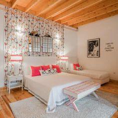 DECORAÇÃO DE HOSTEL - Piso 2 (Tato): Hotéis  por White Glam