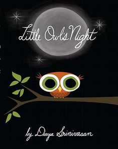 This is a picture story book about a young owl and what he saw during his night flight. This is a really cute book maybe for teaching about animals who come out at night and what happens when morning comes.