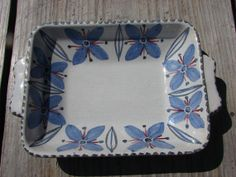 Beautiful Vintage Sweden collectible Bowl Plate from by Luckytage,