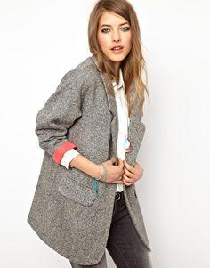 Image 1 ofPepe Jeans London Car Coat