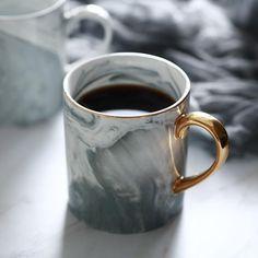 Lekoch European Marble Grain Phnom Penh mugs Couple Lover's Gift Morning Mug Milk Coffee Tea Breakfast Porcelain Cup for gifts - MyFancy House Phnom Penh, Porcelain Mugs, Fine Porcelain, Creative Wedding Gifts, Marble Mugs, Breakfast Tea, Milk Cup, Cute Mugs, Pottery