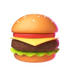 Burger Sticker by Emoji for iOS & Android Animated Smiley Faces, Animated Emoticons, Emoji Love, Cute Emoji, Good Morning Images Download, Emoji Symbols, Smiley Emoji, Cute Love Gif, Funny Emoji