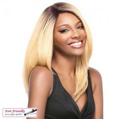 Its a Wig Synthetic Swiss  Lace Front Wig Konis