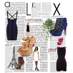 """""""celebrity fashion dresses"""" by eric-larson on Polyvore"""