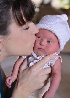 A beautiful story about a mother embracing the birth of her down syndrome baby. Prepare to cry. A good friend once told me, God gives special people, special children. This is truly one of the most touching stories I've seen.